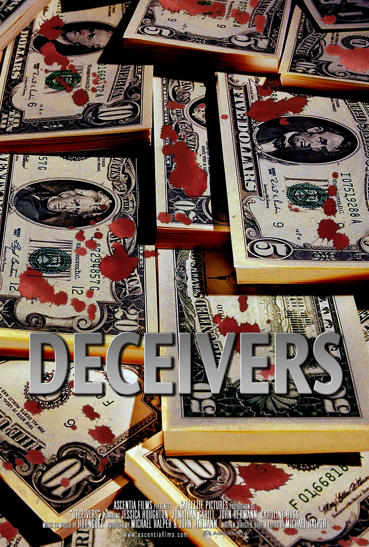Deceivers poster