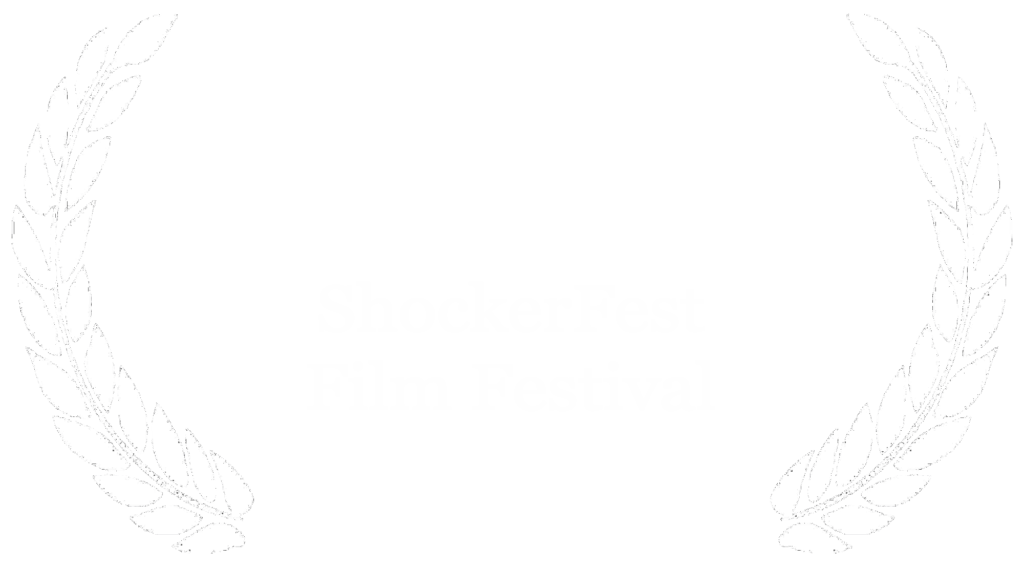 TLT Laurels - Official Selection, Shockerfest (white) no year