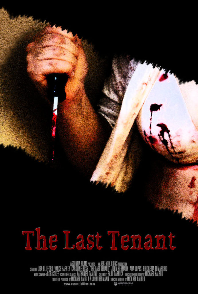 The Last Tenant one-sheet 27x40 wihtout laurels